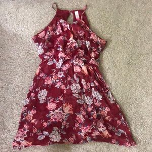 NoBo floral dress size lg